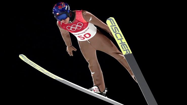 Kamil Stoch mistrzem olimpijskim! Polak wygrał konkurs na dużej skoczni w Pjongczangu