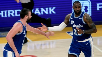 NBA: Los Angeles Lakers wracają na właściwe tory. Hit kolejki przełożony