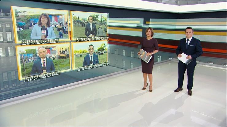 """""""Polska Wybiera"""" najlepszym wieczorem wyborczym w historii Polsat News. Rekord oglądalności stacji"""