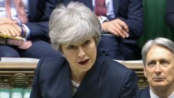 """Premier May wzywa do ponadpartyjnego porozumienia ws. brexitu. """"Cały kraj jest głęboko sfrustrowany"""""""