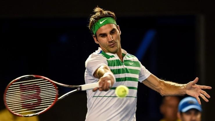 Australian Open: Federer już w ćwierćfinale!