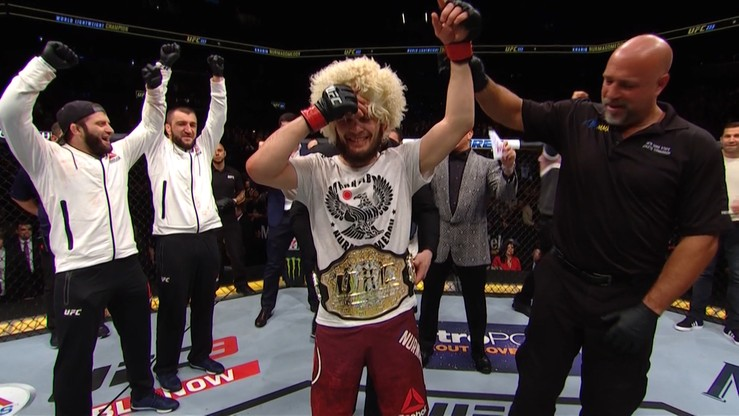 Szef UFC z ważną informacją na temat walki Khabib - McGregor