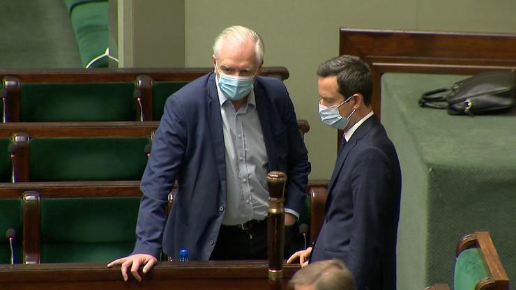 Jarosław Gowin: zaszczepionym trzeba dać gwarancję, że nie obejmą ich ewentualne obostrzenia