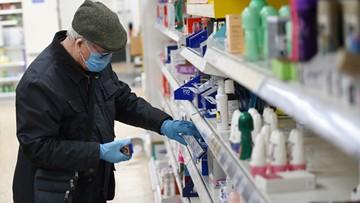 Koronawirus. Supermarket otworzy się na godzinę tylko dla seniorów i chorych