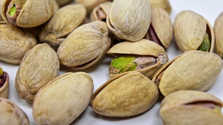 Kradzież 21 ton orzeszków pistacjowych. Kierowca ciężarówki aresztowany