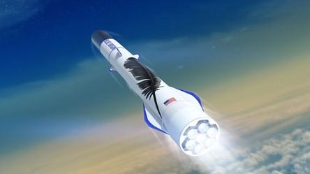 Szef Amazonu pokazał, jak będzie lądowała na Ziemi jego rakieta New Glenn