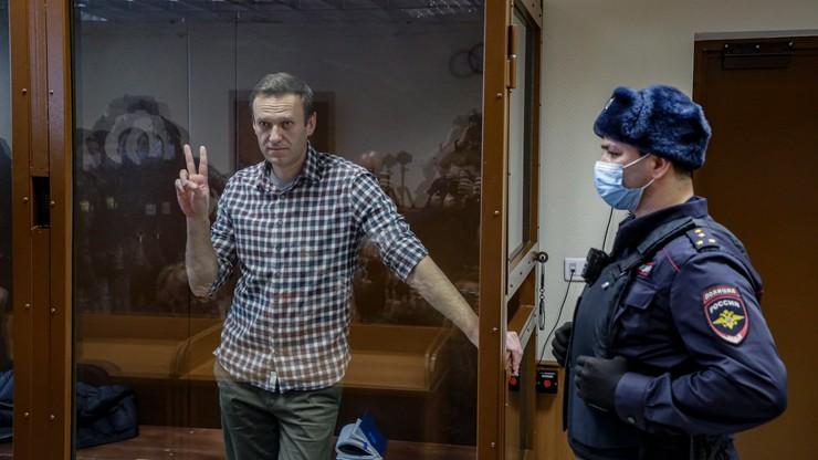 Apelacja Aleksieja Nawalnego. Sąd odrzucił wniosek opozycjonisty