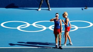 Tokio 2020: Krejcikova i Siniakova najlepsze w deblu