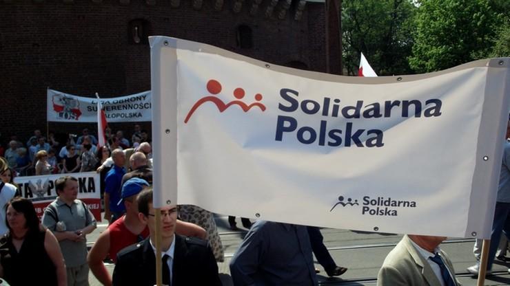 PO chce by CBA zbadała doniesienia medialne nt. finasowania kongresu zorganizowanego przez Solidarną Polskę