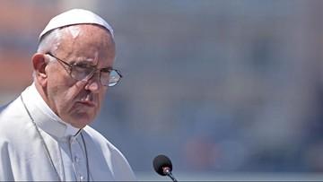 Papież: na Lesbos widziałem tyle bólu