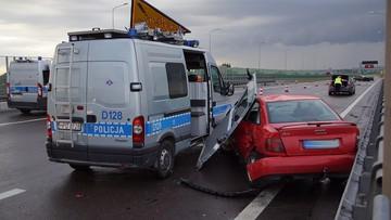 Zmarł prezes ochotniczej straży pożarnej w Kurowie. Zabezpieczał wypadek, gdy potrąciło go auto