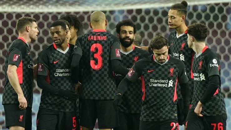 Puchar Anglii: Pewny awans Liverpoolu. Rywale wystawili młodzieżowy skład