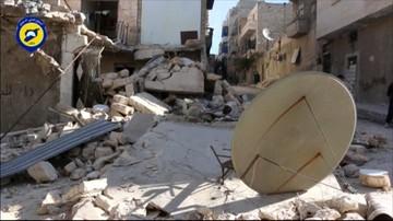 Wcześniaki wyjmowane z inkubatorów. Wstrząsający film z akcji ewakuacyjnej  w szpitalu dziecięcym w Aleppo
