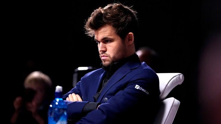Carlsen lepszy od Caruany w prestiżowym turnieju online
