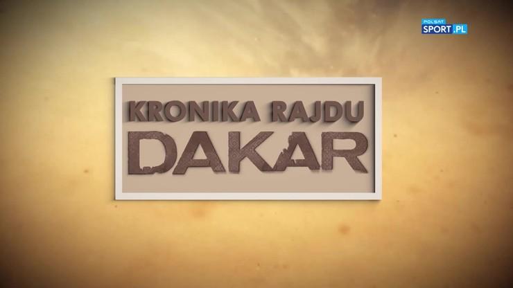 Kronika Rajdu Dakar - podsumowanie 12. etapu