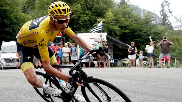 Tour de France: Froome zbliża się do rekordu