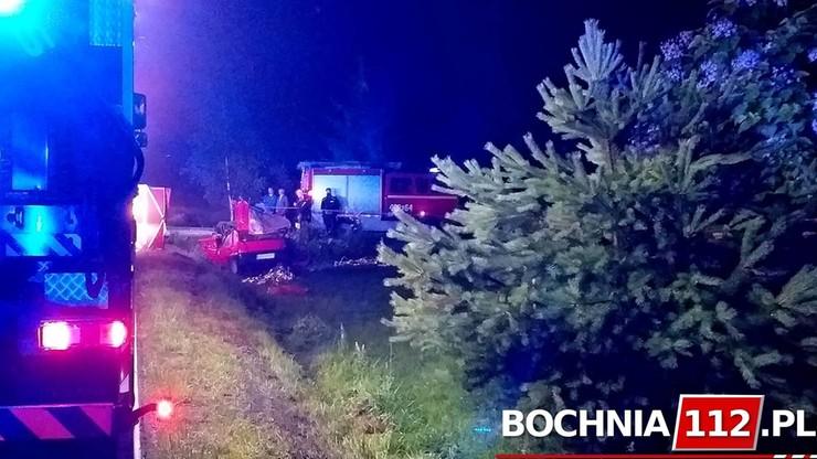 Baczków: tragiczny wypadek samochodowy. Zginęło czterech mężczyzn