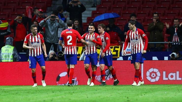 Wygrana Atletico Madryt. Barcelona jeszcze nie jest pewna tytułu