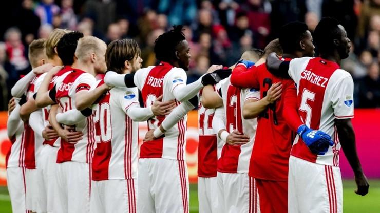 Legia Warszawa - Ajax Amsterdam: Holendrzy oglosili kadrę na mecz