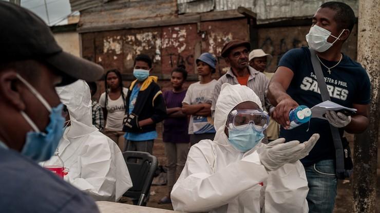 Rekordowo zmutowany wariant koronawirusa z Afryki. Może być odporny na szczepionki