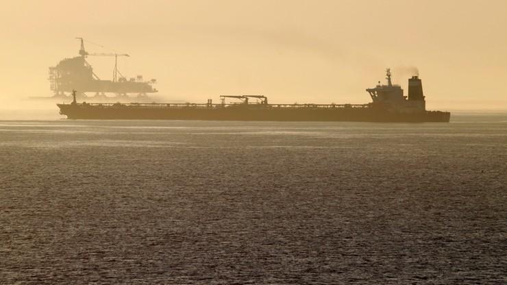 Irański tankowiec Grace 1 odpłynął z Gibraltaru