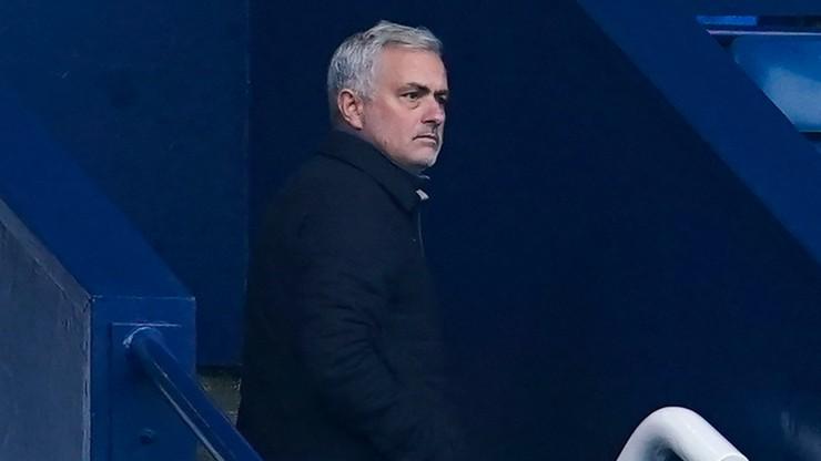 Liga Europy: Jose Mourinho ukarany za opóźnienie rozpoczęcia meczu