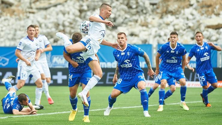 PKO BP Ekstraklasa: Wyjazdowy remis beniaminka