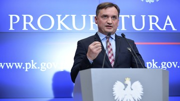 Ziobro: jeśli Nowak nie wróci do aresztu, ujawnię materiał dowodowy w jego sprawie