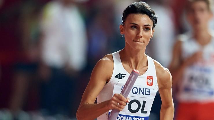 MŚ Doha 2019: Polki w finale sztafety 4x400 metrów