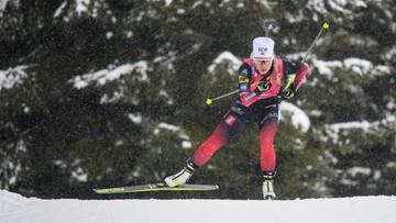 PŚ w biathlonie: Norweżki na czele, Polki daleko w sprincie