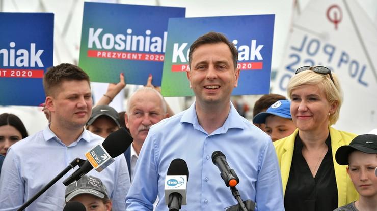 Kosiniak-Kamysz: startuję, bo większość kandydatów nie mówi o wsi
