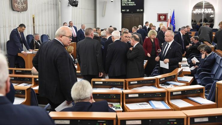 Marszałek Senatu chce znieść tajność głosowań personalnych. Szykuje się zmiana regulaminu