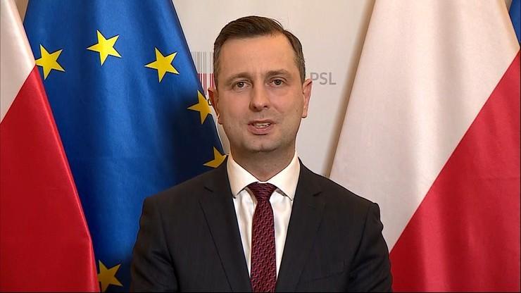 """""""Wyobrażam sobie aktywny powrót Tuska do polityki"""". Władysław Kosiniak-Kamysz w """"Gościu Wydarzeń"""""""