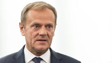 Tusk: nie wiem, czy przyjadę do Warszawy na przesłuchanie