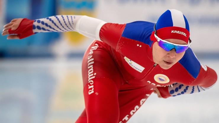 MŚJ w łyżwiarstwie szybkim: Polacy daleko od podium