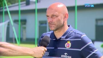 Adrian Gula: Cieszę się na mecz z SSC Napoli, ale priorytetem jest Ekstraklasa