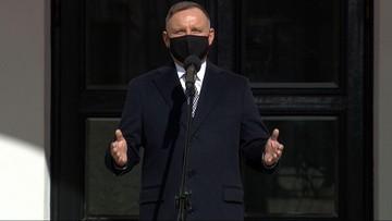 Rada Gabinetowa ws. pandemii. Andrzej Duda zwołał posiedzenie