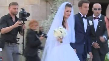 Agnieszka Radwańska wyszła za mąż za Dawida Celta. Ślub odbył się w sobotę w Krakowie