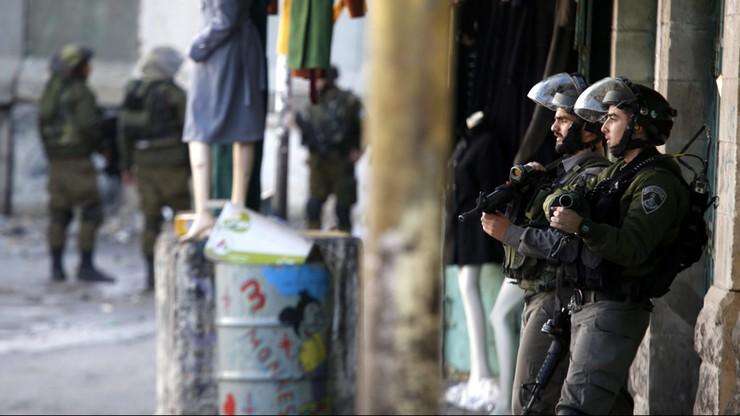 Atak palestyńskich nożowników w Jerozolimie, są ofiary śmiertelne