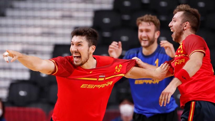Tokio 2020: Hiszpania brązowym medalistą turnieju mężczyzn w piłkę ręczną
