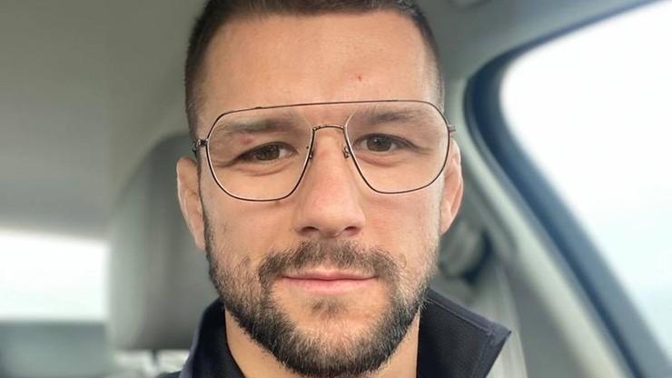 Mateusz Gamrot zatrzymany przez policję! Jest oświadczenie zawodnika UFC