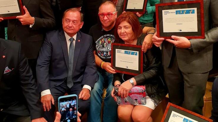 WOŚP i działaczka na rzecz osób niepełnosprawnych z nagrodami Parlamentu Europejskiego