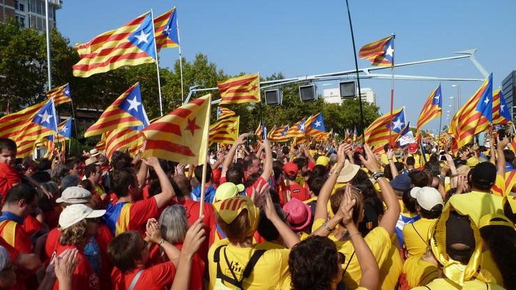 Będzie referendum ws. niepodległości Katalonii. Mimo gróźb ze strony Madrytu