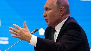 """""""Skripal to kanalia i zdrajca ojczyzny"""". Putin o byłym pułkowniku GRU"""