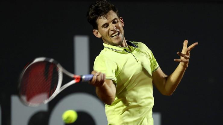 ATP w Rio de Janeiro: Verdasco gładko pokonał Thiema w ćwierćfinale