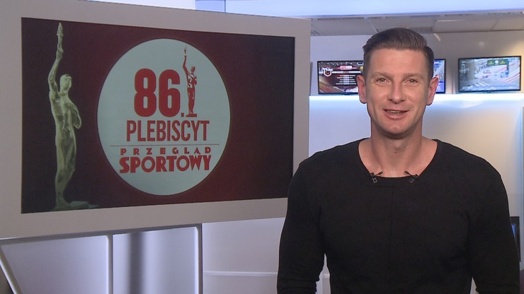 Łukasz Kadziewicz wytypował piątkę w 86. Plebiscycie Przeglądu Sportowego i Polsatu
