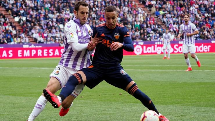 Valencia zagra w Lidze Mistrzów, spadek Girony