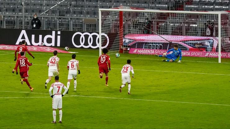 Bundesliga: Od 0:2 do 5:2! Wygrana Bayernu Monachium, dwa gole Roberta Lewandowskiego
