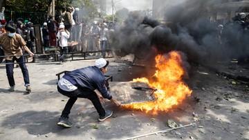 Zamieszki w stolicy Indonezji po ogłoszeniu wyników wyborów. Ofiary śmiertelne