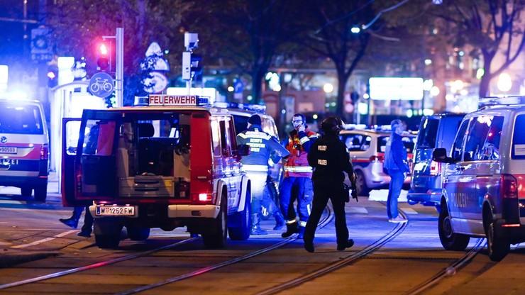 Austria: ataki w centrum Wiednia. Są zabici, wielu rannych